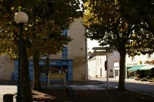 Coulonges centre